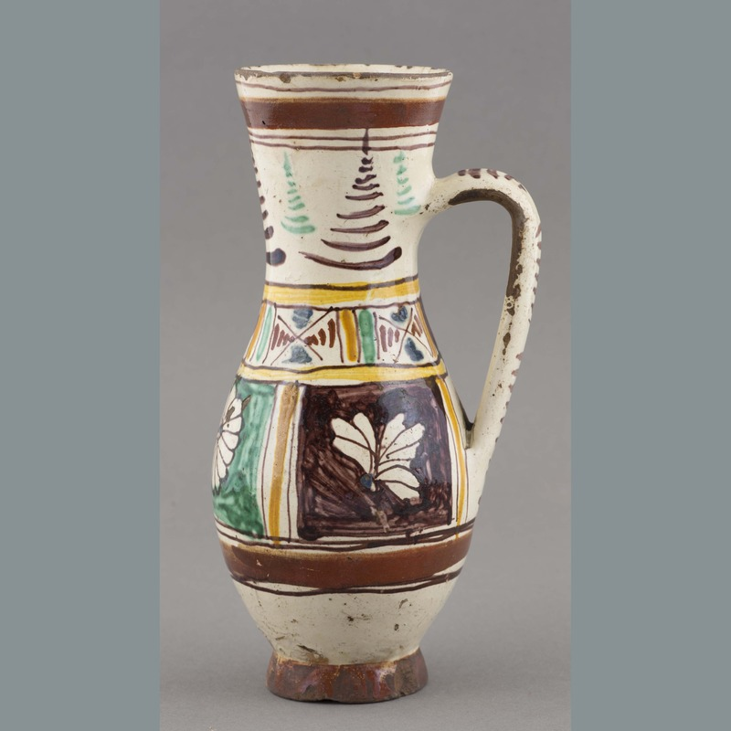 Ceramic: vessel
