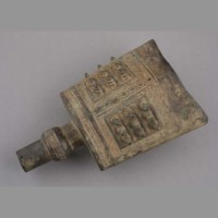Bronze: bell