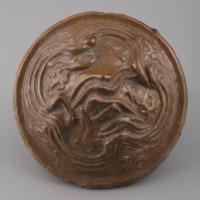 Ceramic: lid