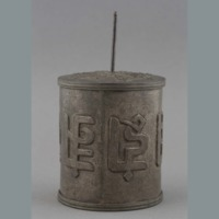 Instrument: prayer wheel