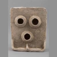 Ceramic: model stove