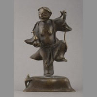 Bronze: sculpture