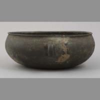 Bronze: vessel