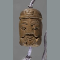 Wood: pendant