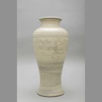 Ceramic: Vase