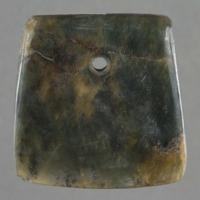 Jade: adze-shaped